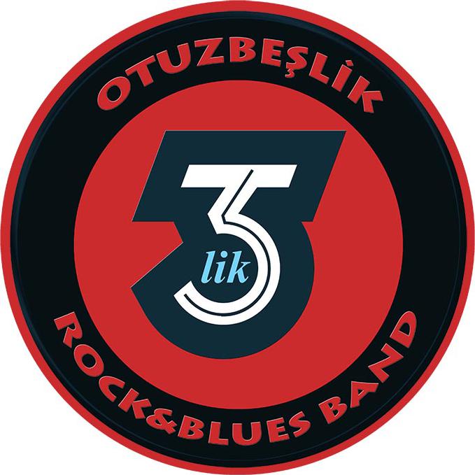 Otuzbeşlik Turk Rock Band Logo